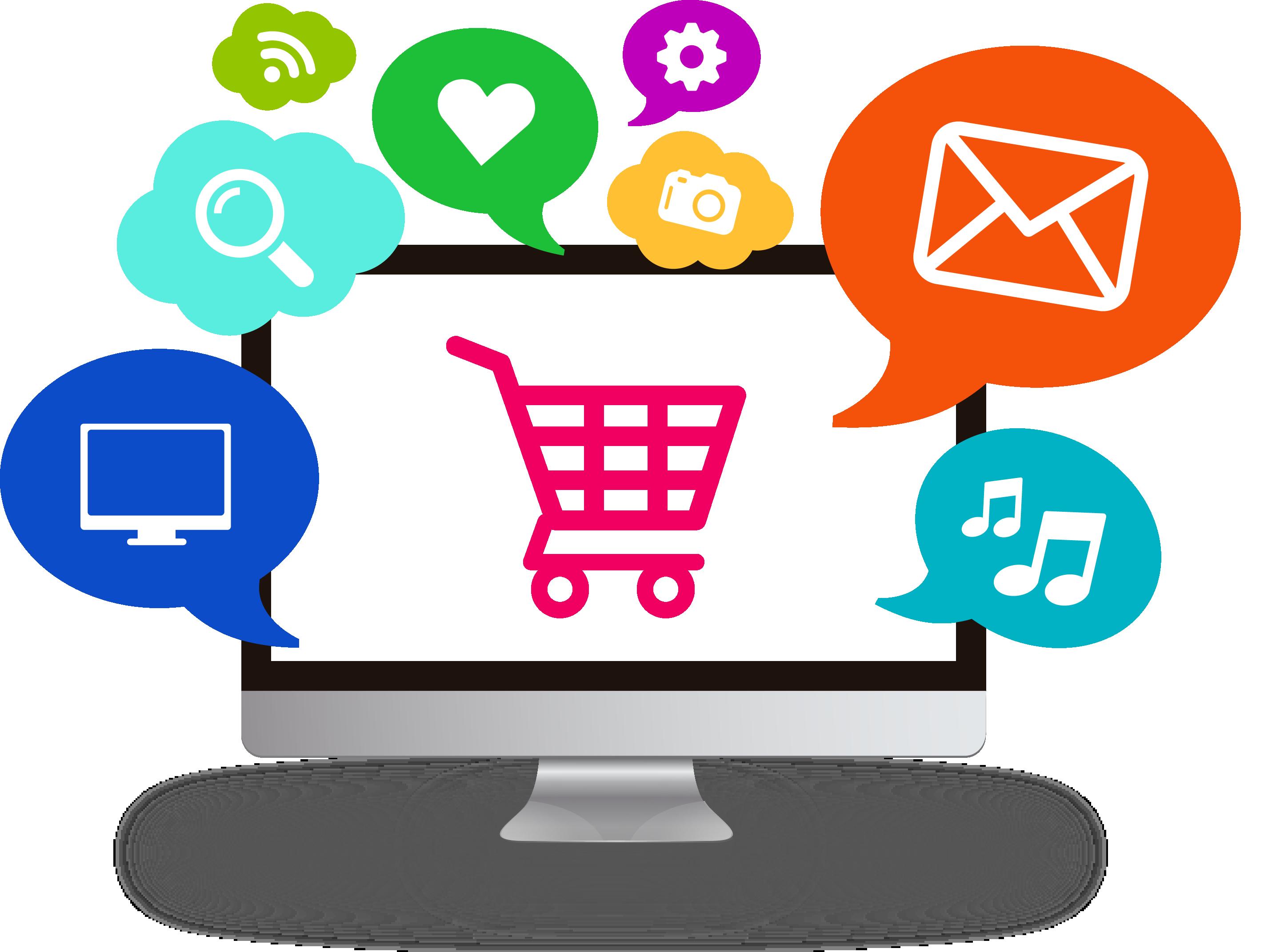 Top 4 marketing goals of eCommerce - DCatalog