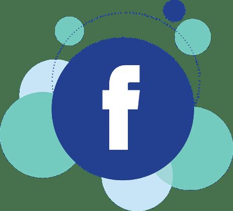 social media Facebook logo